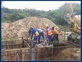 Dukuduku Khula Concrete Chambers (13NO)